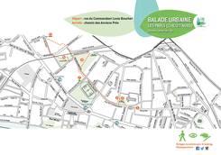 Balade urbaine : les parcs du nord