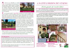 Cité-jardins à Stains : guide de visite