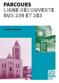 Parcours ligne découverte bus 239 253