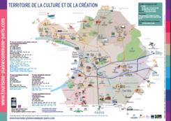 Les brochures de l 39 office de tourisme de plaine commune grand paris - Office tourisme saint denis ...