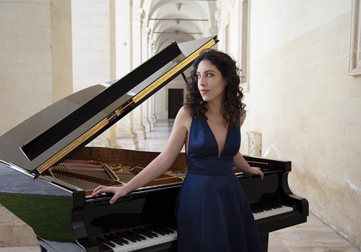 Concert de Béatrice Rana (c) Simon Fowler