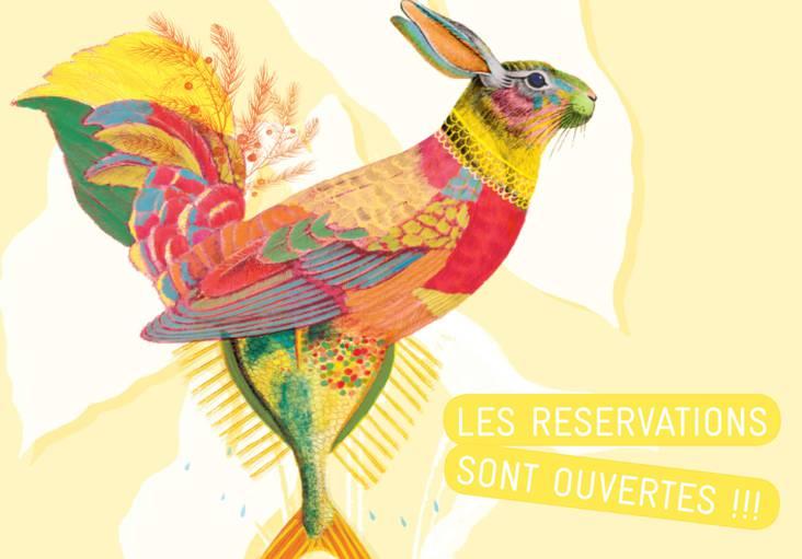 Visuel du festival Un neuf trois Soleil !