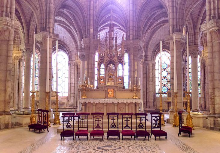 Basilique cathédrale de Saint-Denis - Plaine Commune Ville et Pays d'art et d'histoire