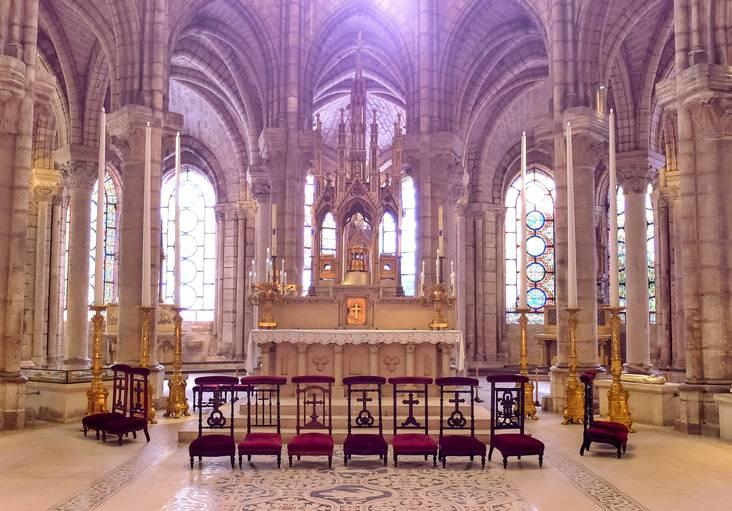 La Basilique cathédrale de Saint-Denis ©Mary_Quincy