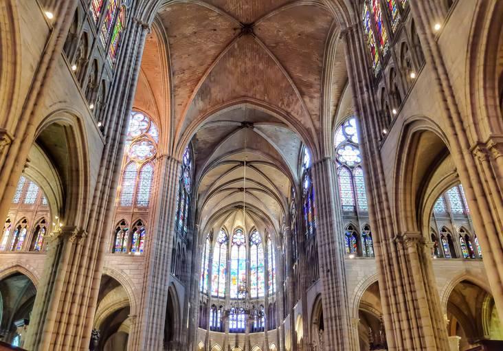 Basilique de Saint-Denis ©Mary Quincy