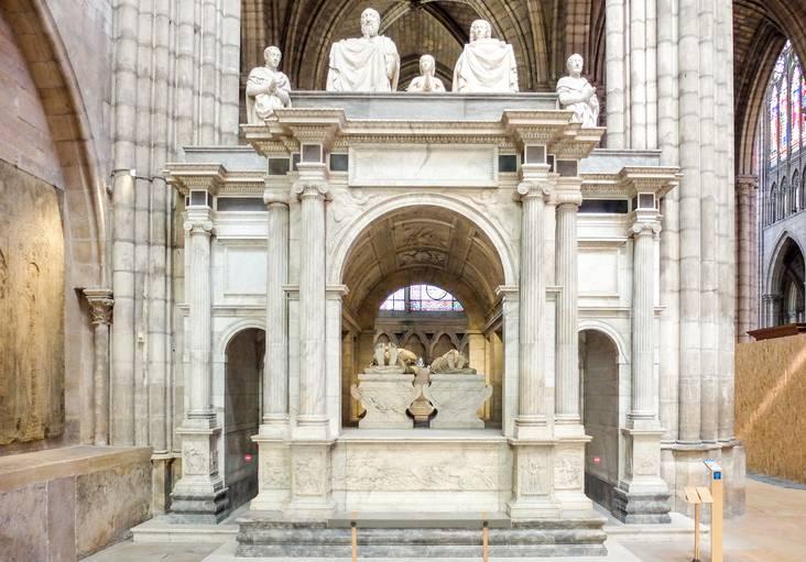 Basilique de Saint-Denis ©Mary-Quincy