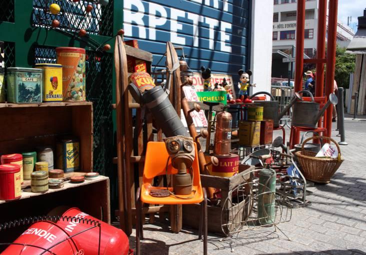 Marché aux puces de Paris Saint-Ouen ©Charline Féral
