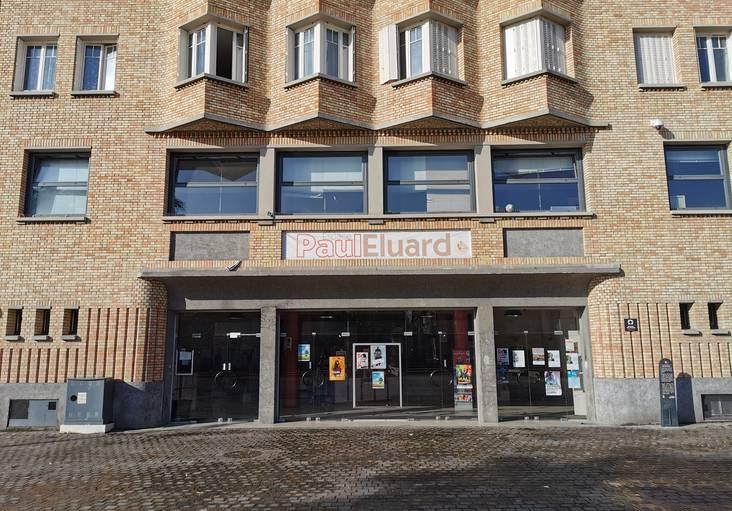 Espace Paul Eluard - crédit Office de tourisme Plaine Commune Grand Paris