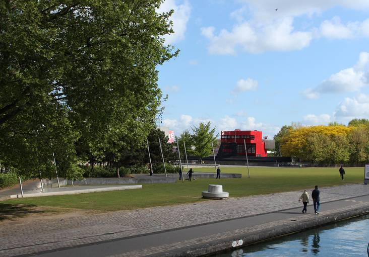 Parc de la Villette ©CharlineFéral