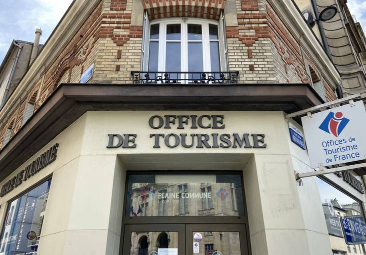 Point Information Tourisme Puces de Saint-Ouen - Office de tourisme Plaine Commune Grand Paris