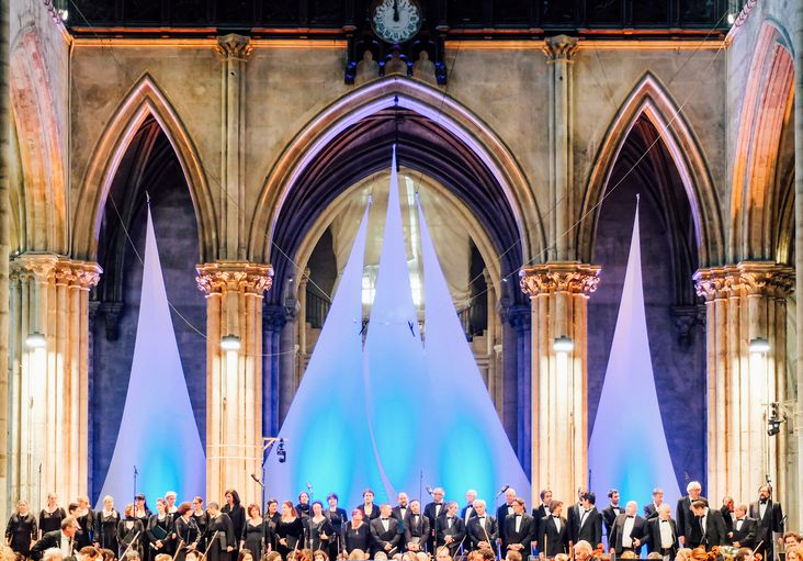Festival Basilique Saint Denis -