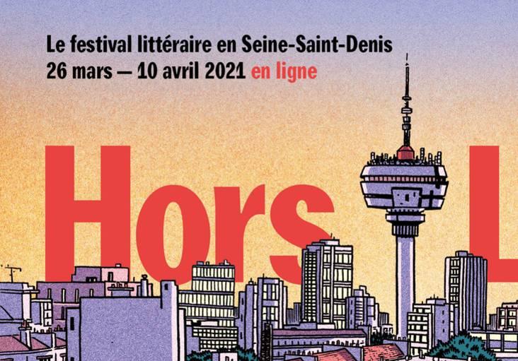 affiche du festival Hors Limites 2021
