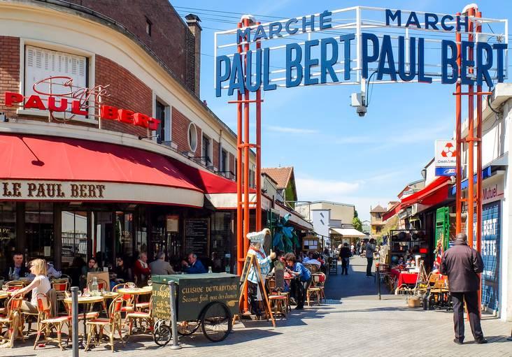 Marché des puces de Clignancourt