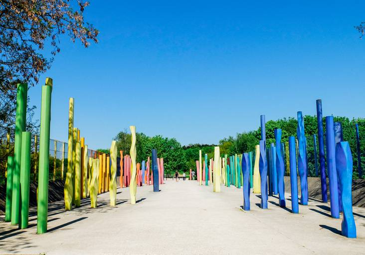 parc Georges valbon ©MaryQuincy