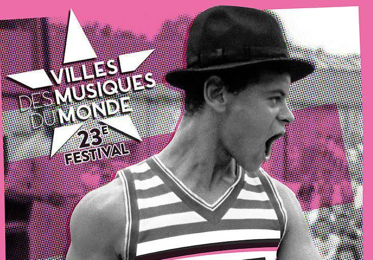 Affiche du festival des Villes des musiques du Monde