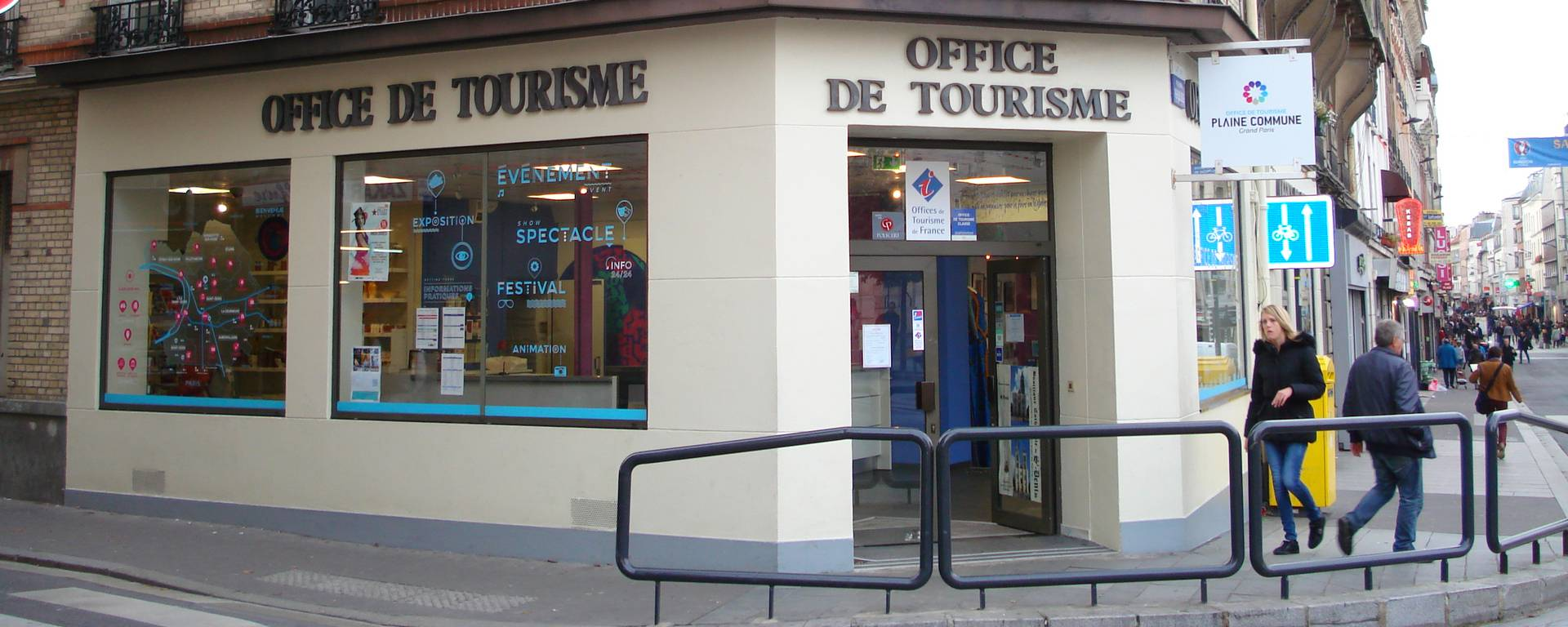 L 39 office de tourisme de plaine commune grand paris - Office du tourisme du portugal a paris ...