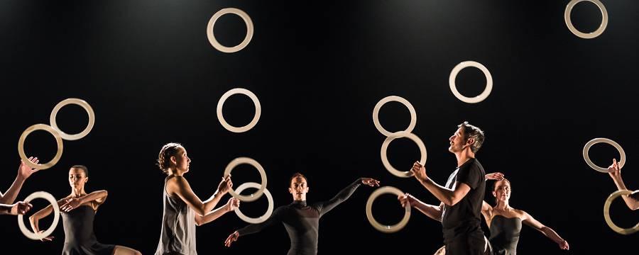 Rencontre des jonglages / ephemeral architectures - © Milan Szypura