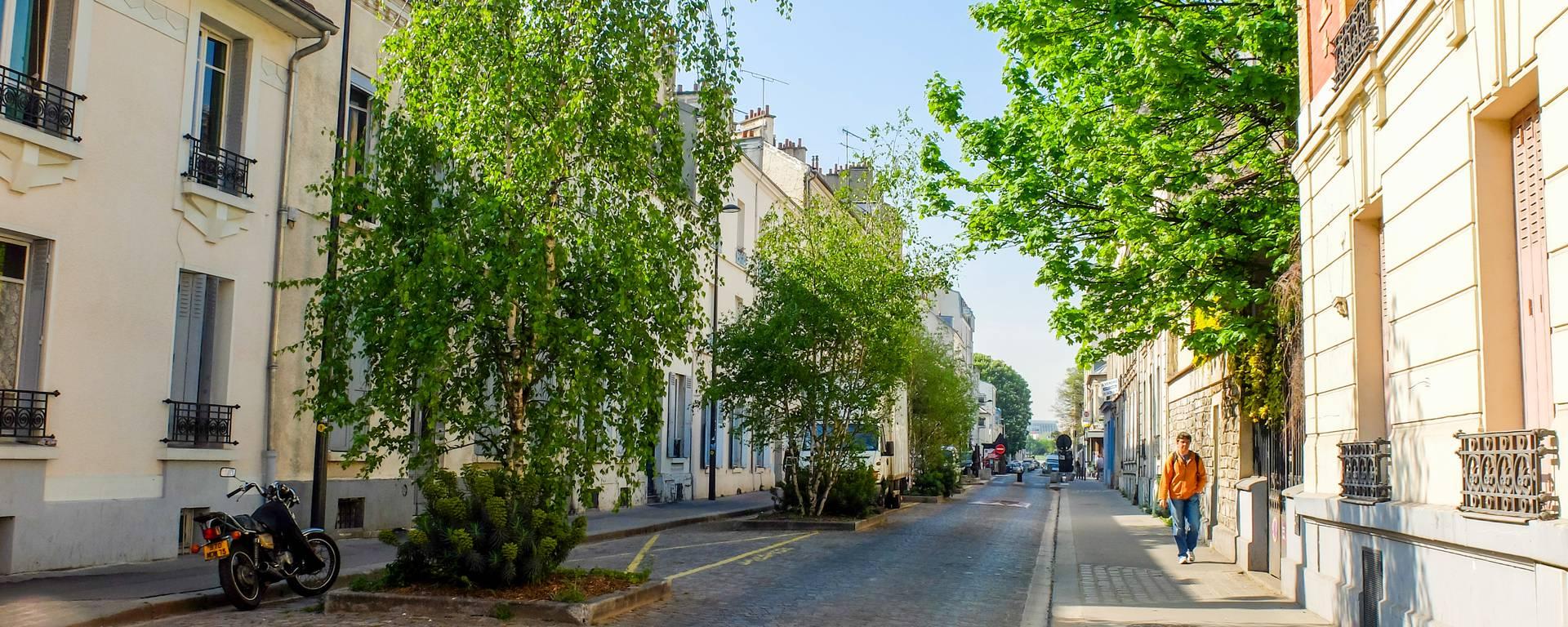 Rue de la Légion d'Honneur - Saint-Denis