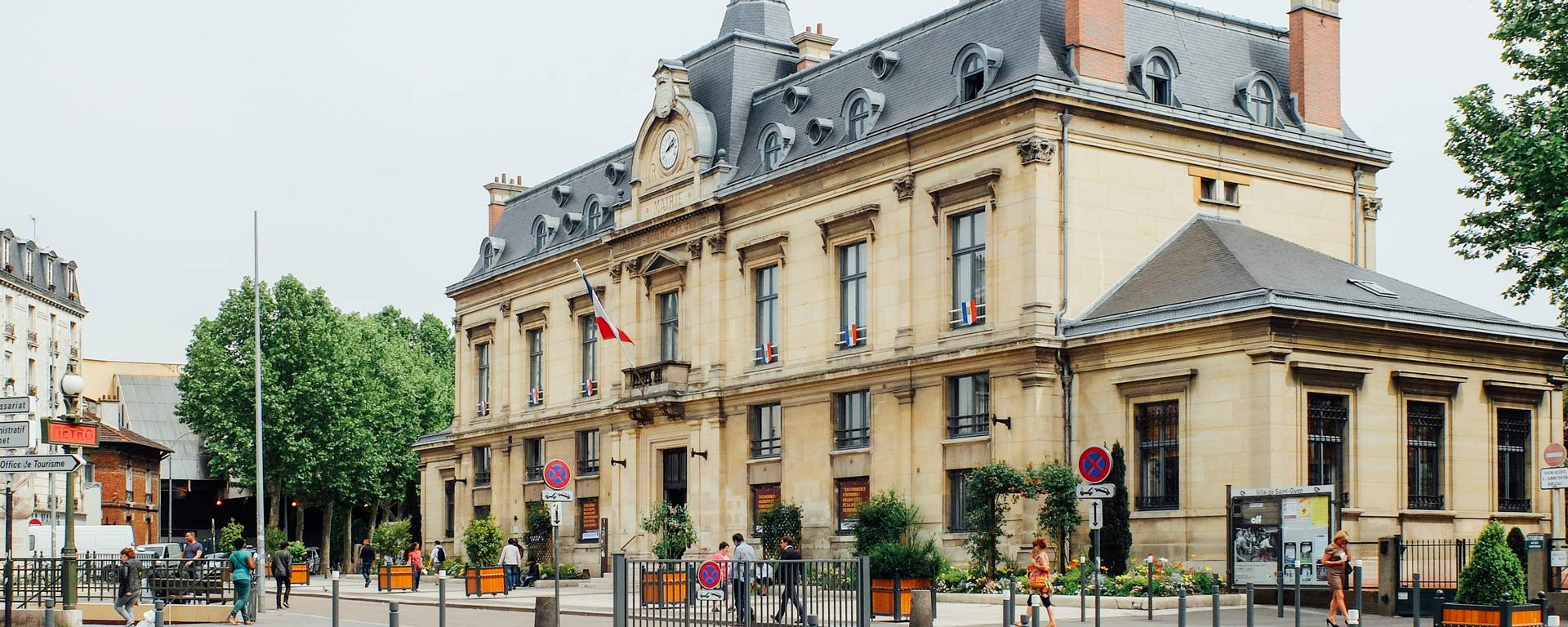 Mairie-Saint-Ouen