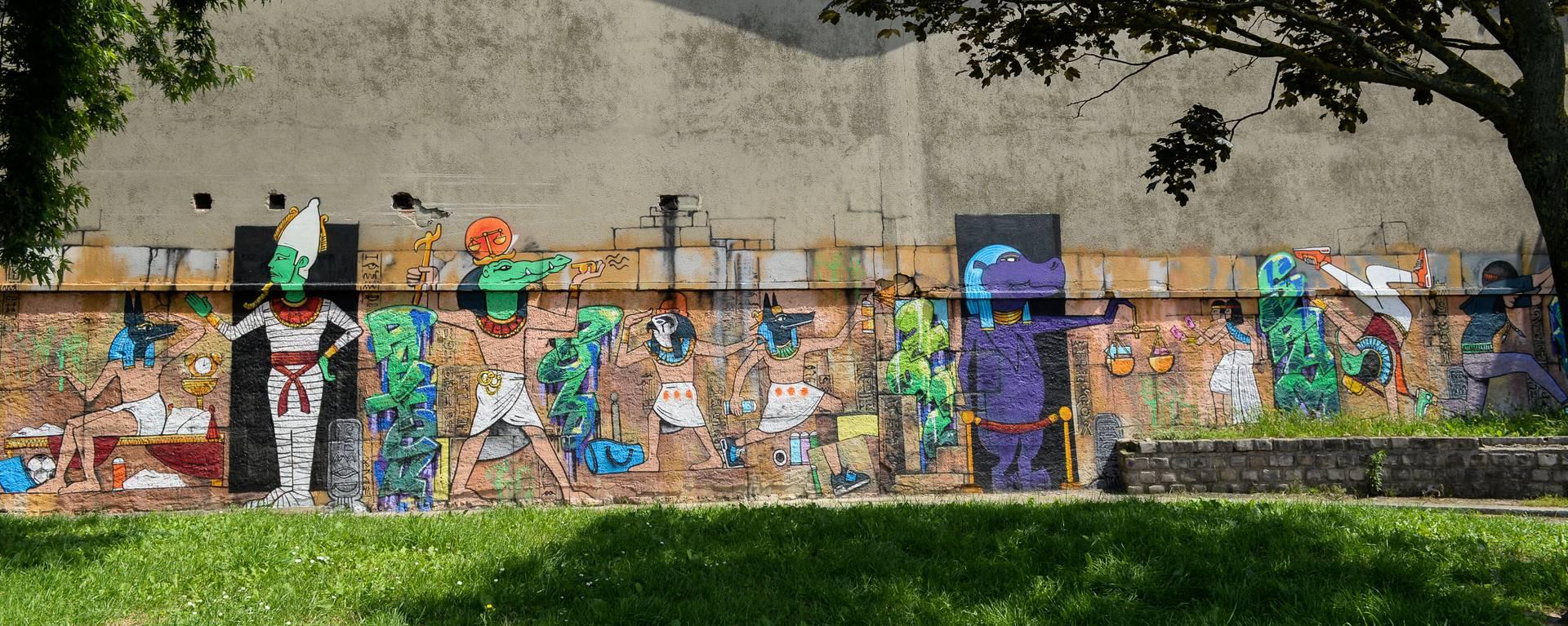 Art Urbain - Paris