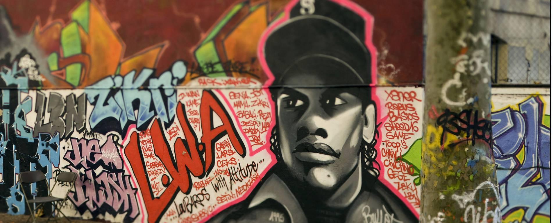 Street Art - © Willy Vainqueur et Bullet