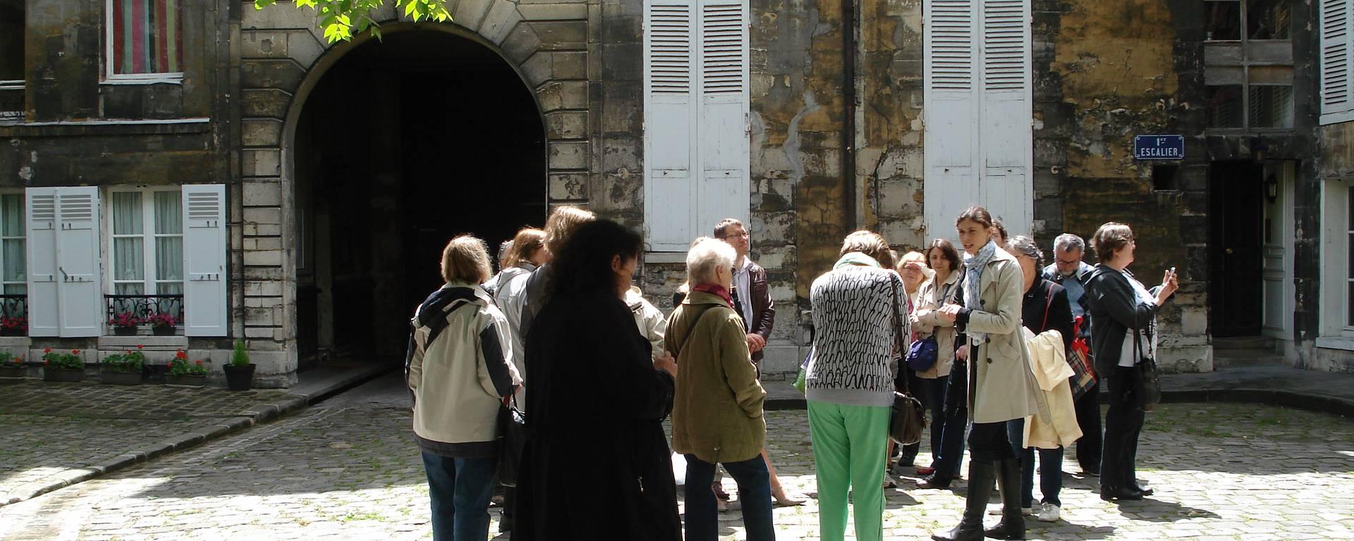 Visite de Groupes - ©Office de Tourisme
