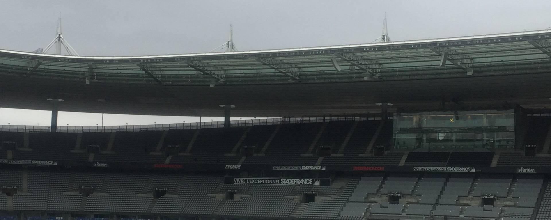 Stade de France © Charmel Maboungou