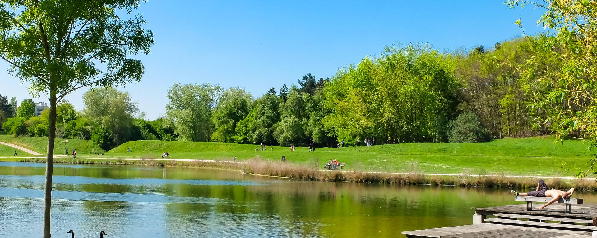Parc George Valbon - © Mary Quincy