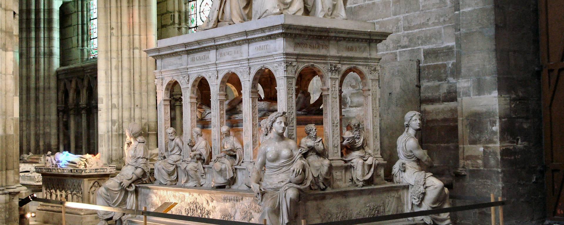 tombeau-rois-de-France-basilique-saint-denis