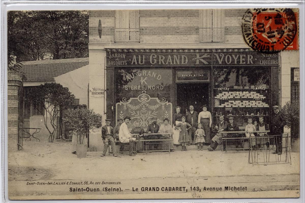 L 39 histoire du march aux puces de saint ouen - Marche au puce paris vetement ...