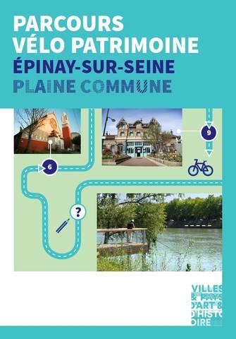 Parcours Vélo Patrimoine Epinay-sur-Seine