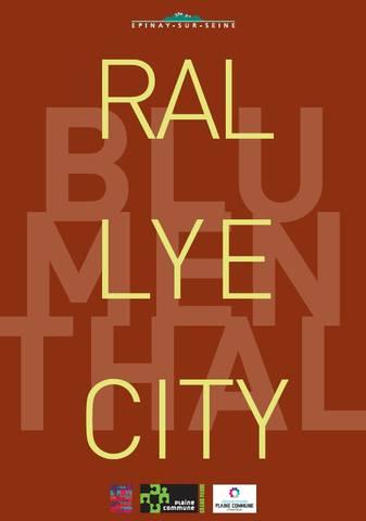 Rallye : Blumenthal à Epinay-sur-Seine
