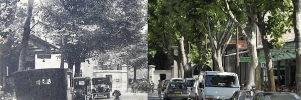<h3>Exposition : Prises de vues - L'histoire de Saint-Ouen à portée de main</h3>