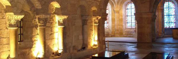 <h3>Nouveauté : Visitez la basilique-cathédrale de Saint-Denis de chez vous !</h3>