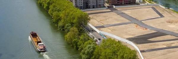 <h3>Journées du patrimoine - Visite de l'écoquartier fluvial / Village des athlètes à L'Île-Saint-Denis </h3>