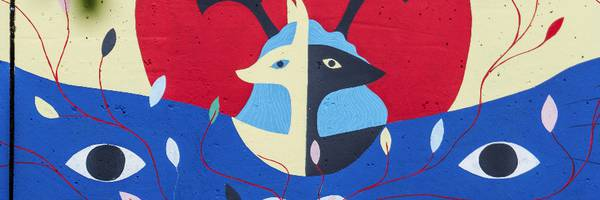 <h3>Découvrez les nouvelles oeuvres de la Street Art Avenue le long du canal Saint-Denis !</h3>