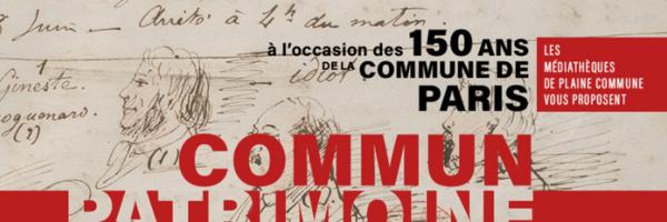 <h3>Les villes de Plaine Commune fête les 150 ans de La Commune de Paris !</h3>