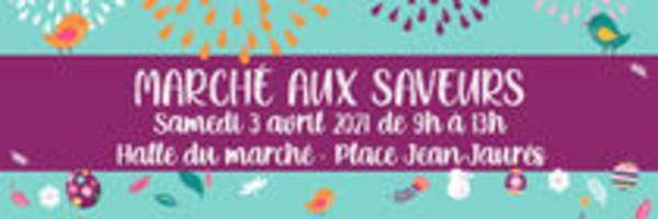 <h3>Marché aux Saveurs !</h3>