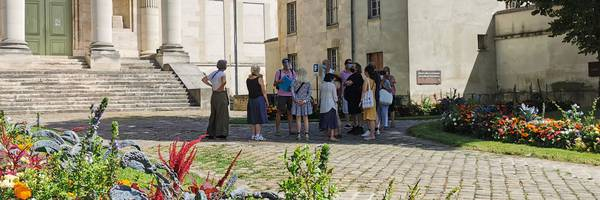 <h3>Saint-Denis vous révèle tous ses secrets !</h3>