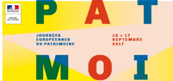 Newsletter spéciale Journées Européennes du Patrimoine