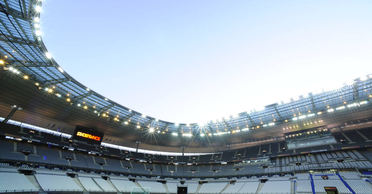 Le stade de france temple du sport et du spectacle vivant - Office tourisme saint denis ...