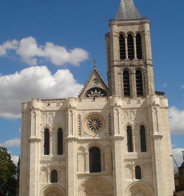 basilique Cathédrale de Saint-Denis ©Nathalie Danancher
