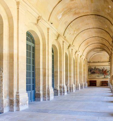 La Maison d'éducation de la Légion d'Honneur ©Mary Quincy