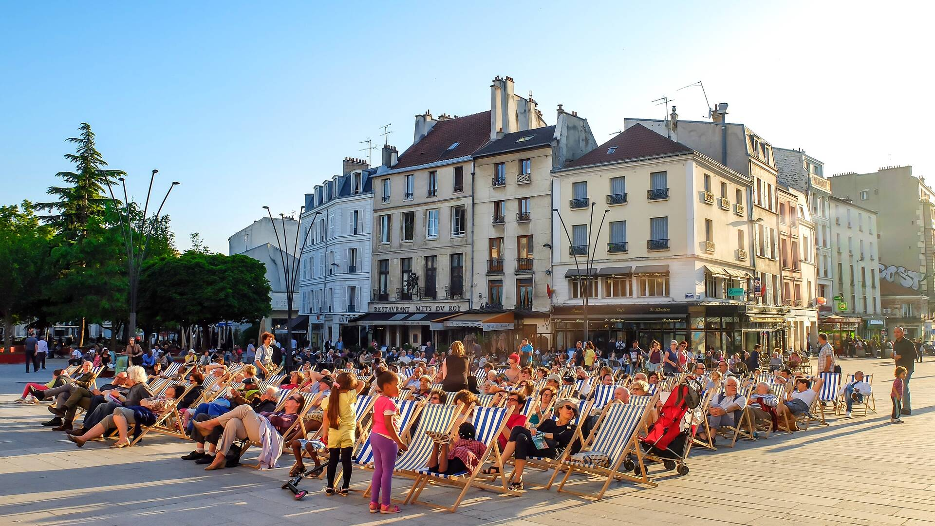 Saint-Denis, festival de Saint-Denis