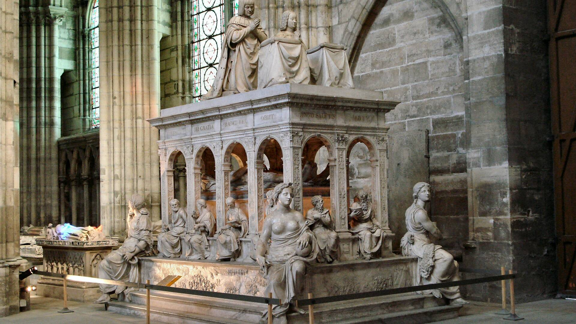 tombeau-rois-de-france-basilique-saint-denis