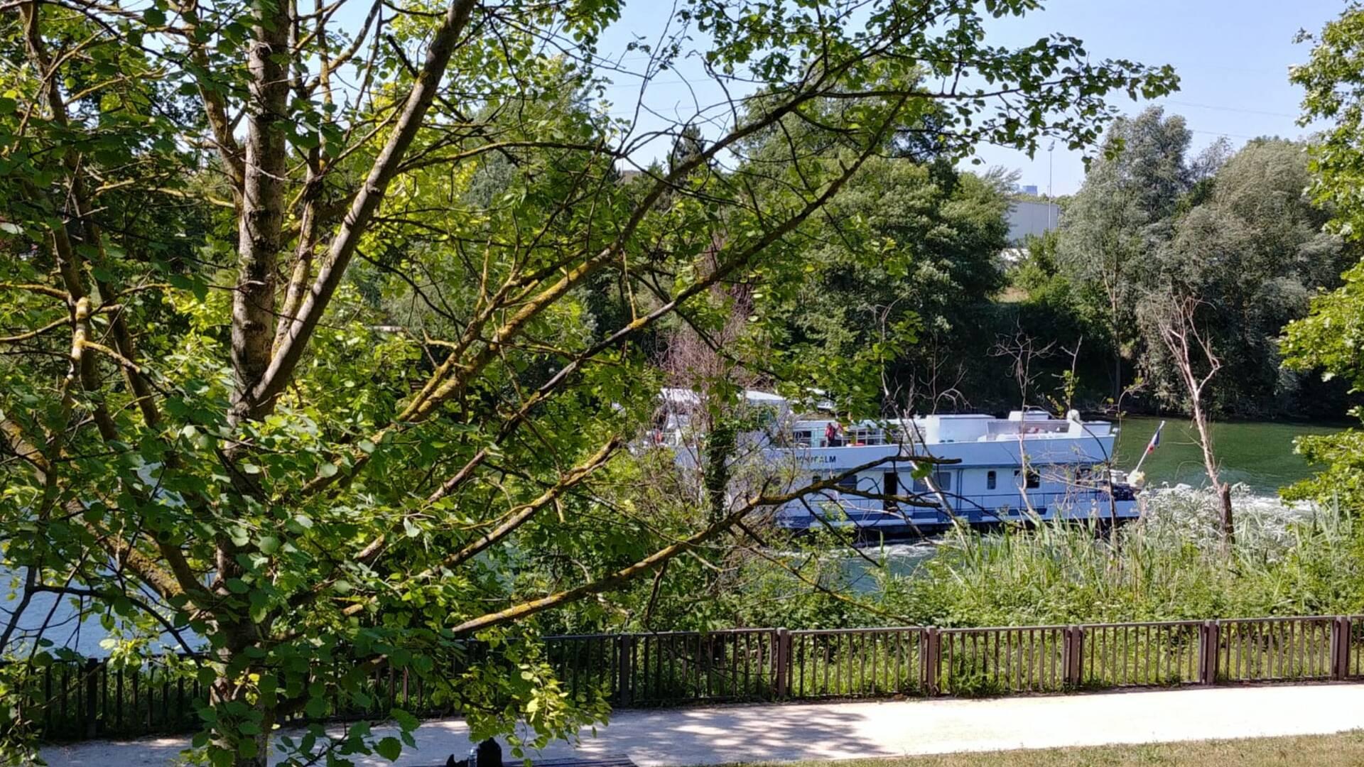 Parc L'Île-Saint-Denis - Office de tourisme Plaine Commune Grand Paris