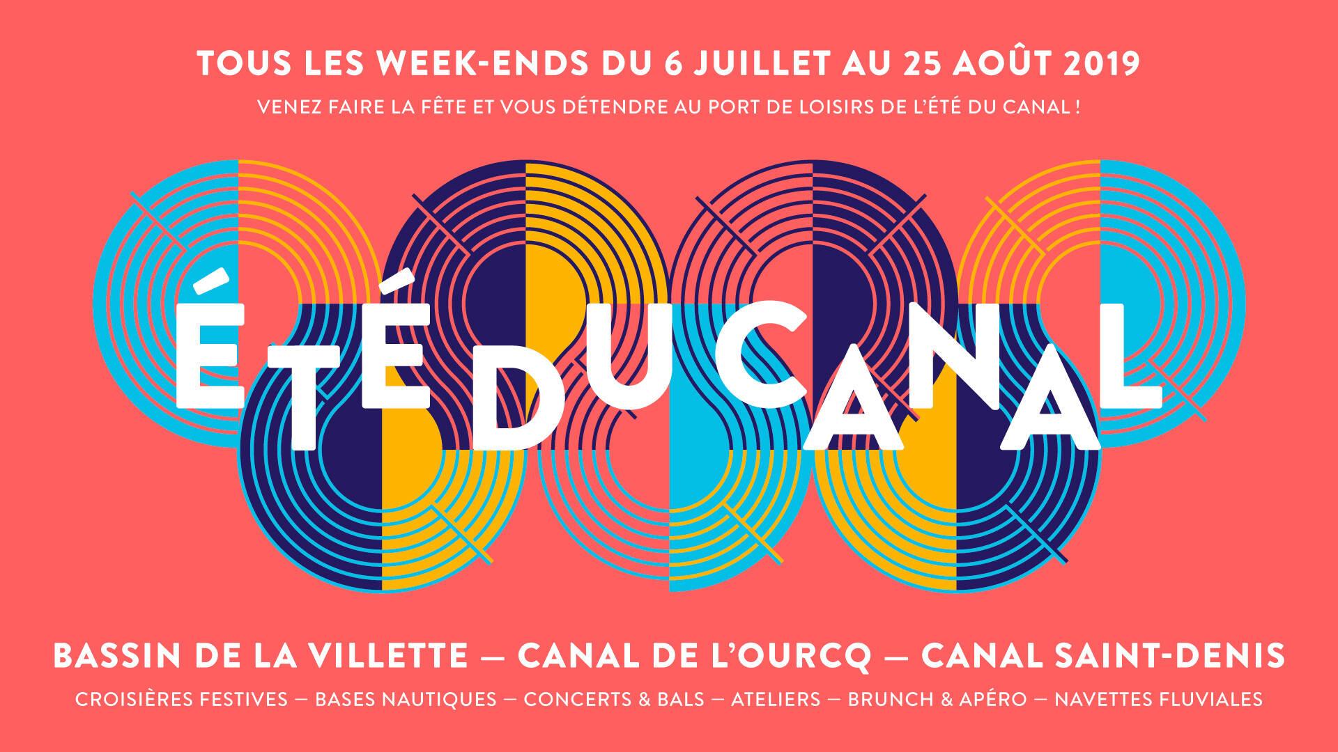Été du Canal 2019_Seine-Saint-Denis tourisme_tourisme 93 _grand paris nord tourisme _plaine commune tourisme_festivités 93