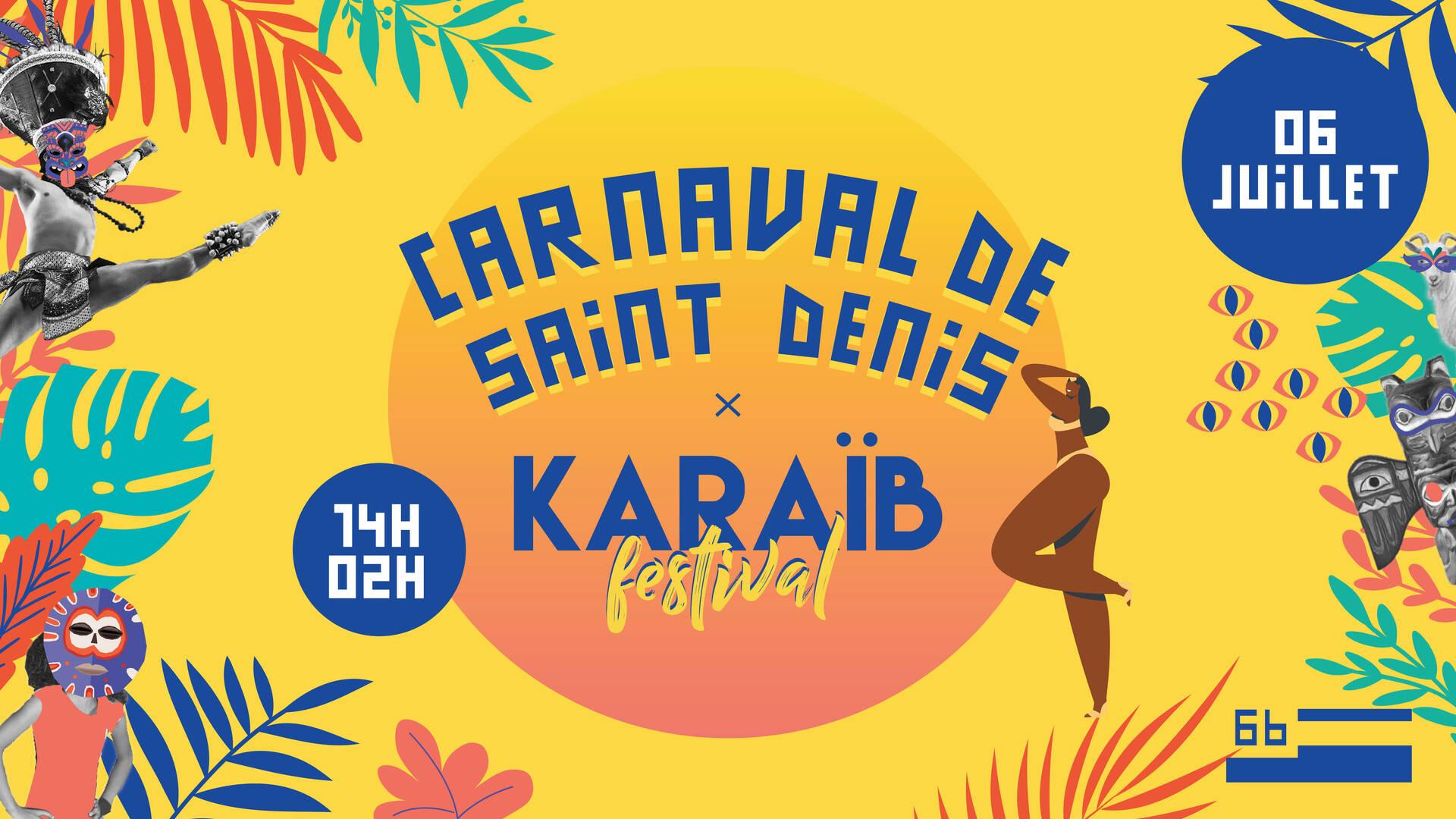 Carnaval de Saint-Denis - 6b - tourisme 93 - grand paris nord - plaine commune grand paris
