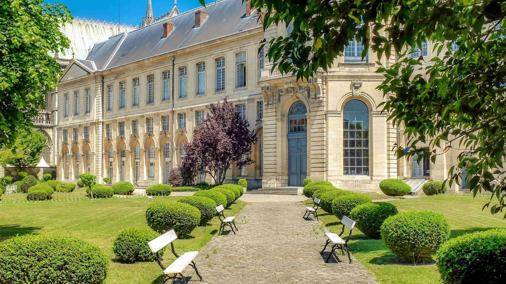 tourisme plaine commune grand paris nord - maison education de la légion d'honneur -