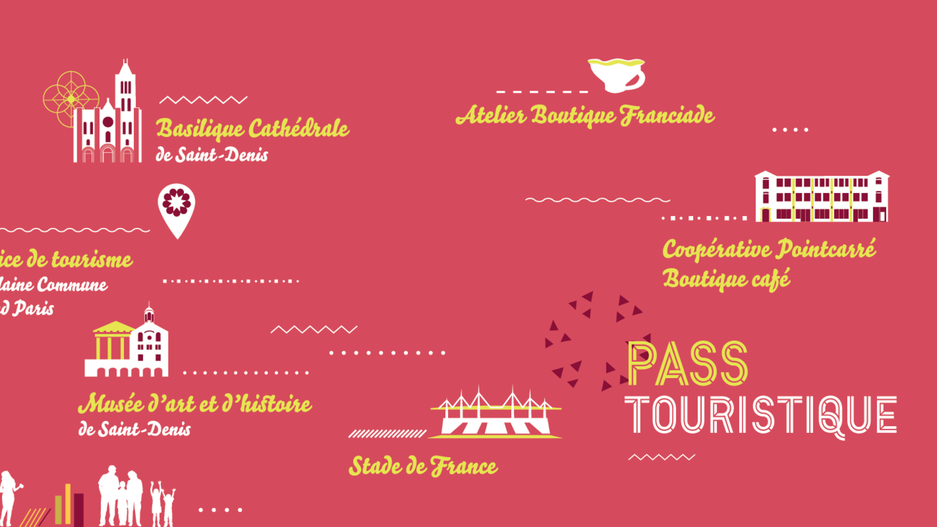 Pass touristique de Saint-Denis